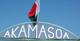 Ingresso di Akamasoa