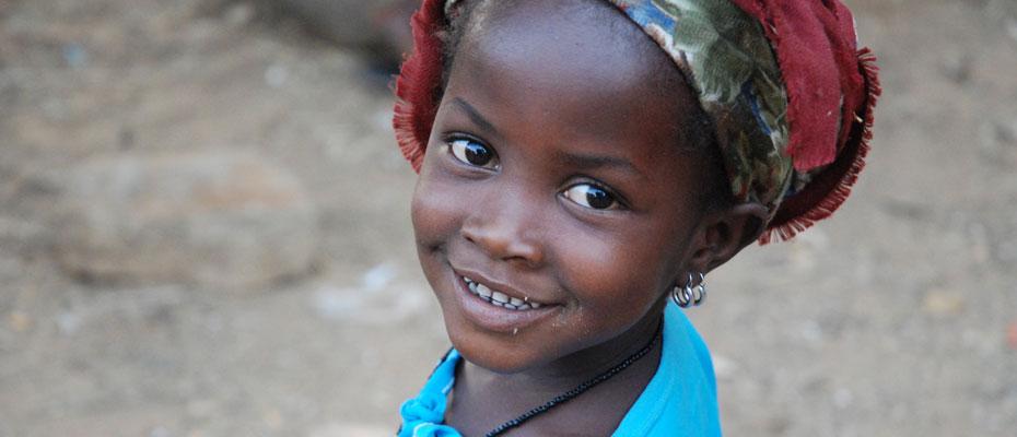 Sorriso del Mali